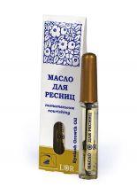 Масло косметическое для ресниц и бровей питательное L'Or