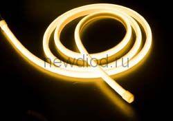 Термостойкая светодиодная лента SMD 2835 180LED/m IP68 24V Day White