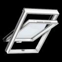 Мансардное окно Velux GLP 0073 BIS пластик, ручка снизу
