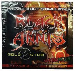 Gold Star Black Annis (1 порция.)