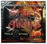 Gold Star Black Annis (1 порция.)