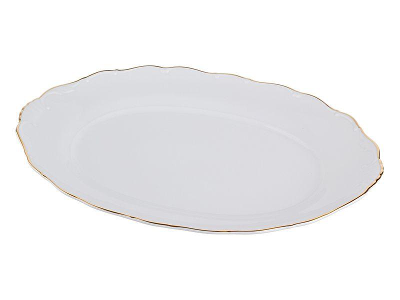 """Блюдо овальное """"Офелия 662"""", 36х26 см."""