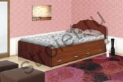 Кровать В-2 ЛДСП
