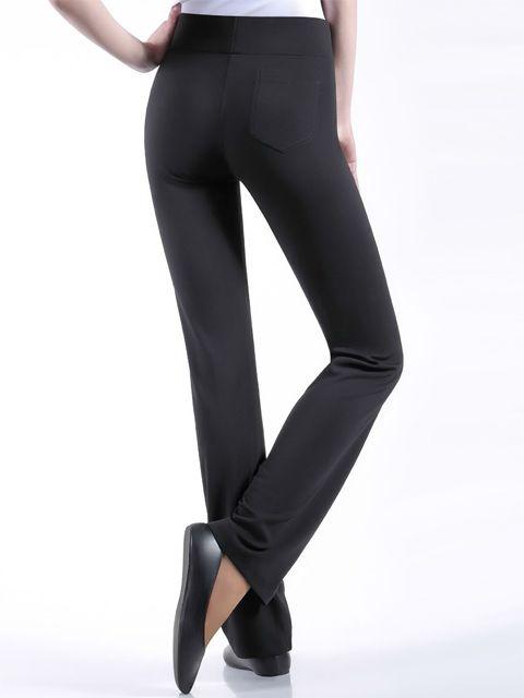 Леггинсы женские черного цвета размер XL от Giulia