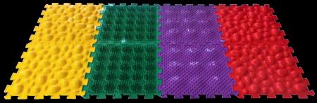 МИКС 3 в описании 2 видео ортопедический массажный коврик пазл