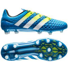 Бутсы adidas Ace 16.1 FG/AG синие