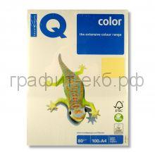 Бумага А4 IQ100л.N20 крем 80г/м2