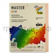 Бумага А4 50л.Master Color розовый фламинго OPI25 80г/м2 16181