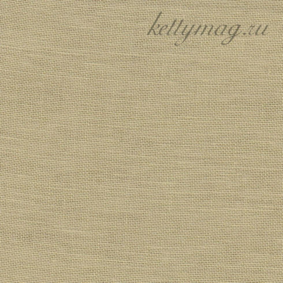 КАНВА Zweigart BELFAST 32 CT Цвет  №346 зелёная ива/willow green