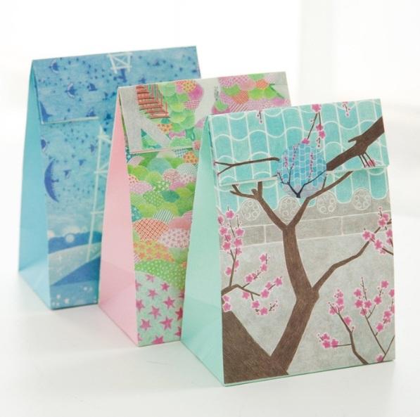 Набор пакетов для упаковки «Sakura»