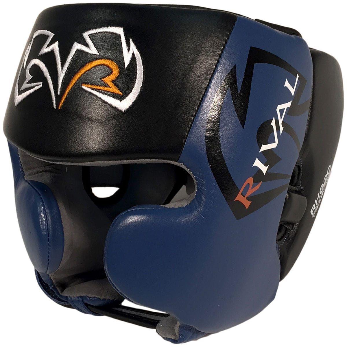 Боксерский шлем Rival Training - Blue