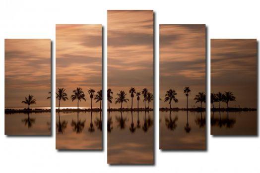 Модульная картина Майами