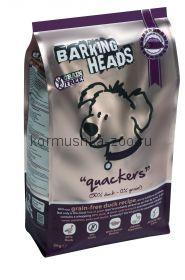 """Barking Heads беззерновой корм для собак с уткой и бататом """"Восхитительная утка"""""""