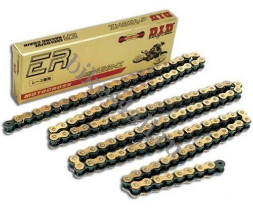 Цепь DID 428NZ G&B золотая (кроссовая)