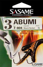 Купить Крючок Sasame Abumi F- 804 упаковка 14 шт