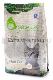 Organix для взрослых кошек с курицей