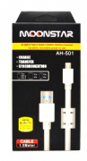 Moonstar AH-501 USB кабель iPhone 5/6/7