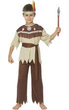 Детский костюм индейца для мальчика