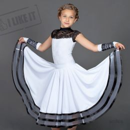 Детское платье для бальных танцев