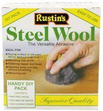 Стальная вата (Steel Wool)