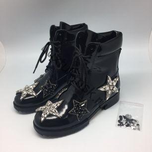 Ботинки №21 (кожаные. Весна-осень)
