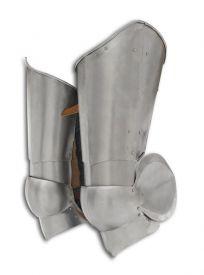 Ноги латные миланского типа (пара)