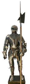 Миланский доспех XV века Вариант 2 (Полированный)