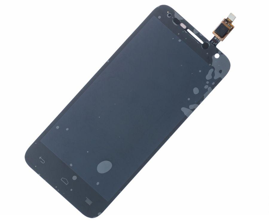 LCD (Дисплей) Alcatel 6014X OneTouch Idol 2 Mini L/6016X OneTouch Idol 2 Mini/6016D OneTouch Idol 2 Mini (в сборе с тачскрином) (black) Оригинал