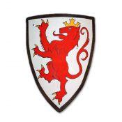 Щит герцогский со львом