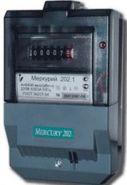 Электросчетчик Меркурий 201.22 5-60А/220В кл.т.2,0 однотарифный ЖКИ с PLC модемом