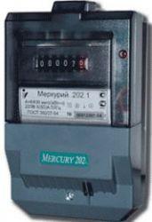 Электросчетчик Меркурий 202.5