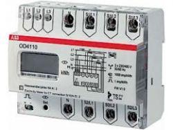 Счетчик электроэнергии ABB трехфазный 65A прямого включения на дин-рейку
