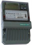 Электросчетчик Меркурий-230 10-100А 220/380В Кл.т.1,0/2,0 Мн,т. А/Р ЖКИ