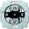 Выключатель для жалюзи ABB с поворотной ручкой 2P+N+E 10А 250В