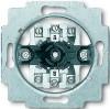 Выключатель для жалюзи ABB с поворотной ручкой 1P+N+E 10А 250В