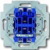 Выключатель кнопочный двухклавишный ABB 10А 250В