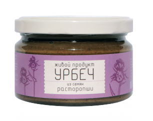 """ЖивПрод"" Урбеч из семян расторопши, 225гр"