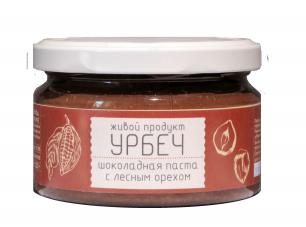 Шоколадная паста с лесным орехом Живой Продукт