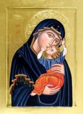 Кардиотисса Сердечная (рукописная икона)