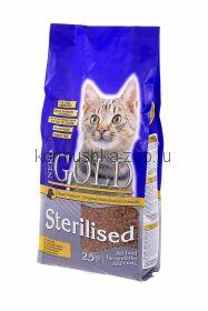 NERO GOLD super premium для профилактики мочекаменной болезни у стерилизованных кошек