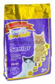 Frank's ProGold для пожилых кошек