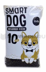 Smart Dog впитывающие пеленки для собак 40х60см