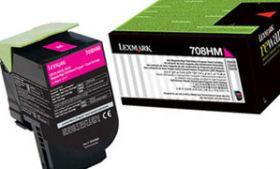 Картридж оригинальный  Lexmark 708HM (70C8HM0)