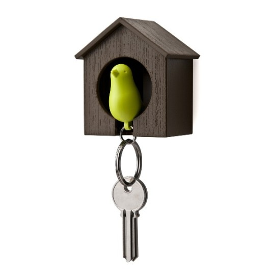 "Держатель для ключей ""Sparrow Key Ring"" - Brown"
