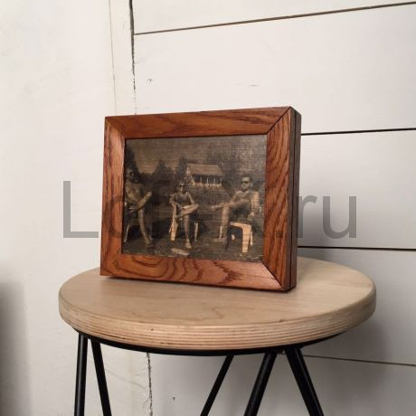 Фоторамка - коробка для хранения фотографий