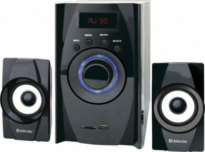 Акустическая 2.1 система X200 20W Bluetooth, FM/MP3/SD/USB