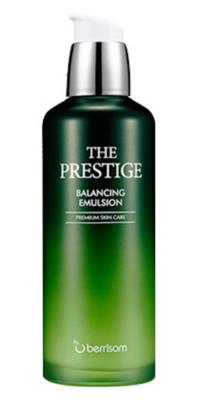 Корейская эмульсия питательная BERRISOM Prestige Balancing Emulsion