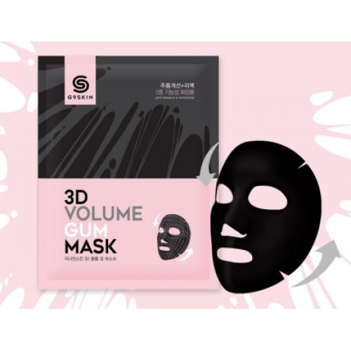 Корейская омолаживающая маска для лица BERRISOM G9 3D Volume Gum Mask
