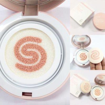 Компактное тональное средство BERRISOM G9 White in Creamy Cushion