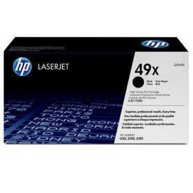 Q5949X Тонер-картридж оригинальный HP LaserJet №49X черный, повышенной емкости стр.6000